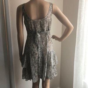 Betsey Johnson Dresses - Betsey Johnson chiffon mini dress